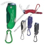 5-in-1 Multi-function Tool W/ Matching Carabiner