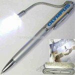 5-in-1 twist action ballpoint pen