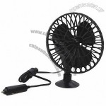 5 inch 12V voltage Car Fan