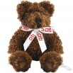 5 inch Charlie Bear with Bow