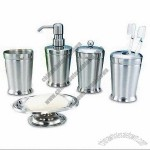 5-piece Bathroom Accessory Set