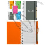 5.5 in x 7 in Recyclable Bright Notebooks