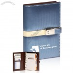5.75 in x 4.25 in Small Blue and Cream Organizers