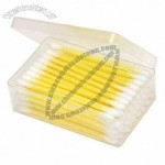 50 Piece Cotton Swabs With Case