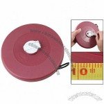 50 m Long Red Measurers Measuring Tool Tape Measure