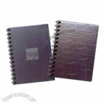 50 page Aluminum journal notebook 5