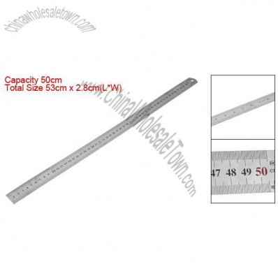 50cm 20 Inch Leangth Measuring Long Straight Ruler
