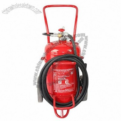 50kg Mobile Fire Extinguishe