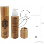 50ml Bamboo Airless Spray Bottle