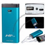 5200mAh Emergency Mobile Power Bank Rechargeable Battery Pack
