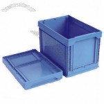 57L Foldable Plastic Crate