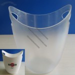 5L Plastic Ice Bucket
