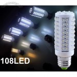 5W 108 LED Energy Saving Corn Light Bulb