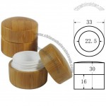 5g Bamboo Cosmetic Cream Container