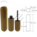 5ml Bamboo Mascara Case