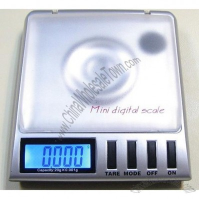 5pcs 0.001 - 20g Digital Weighing Gem Jewelry Diamond Scale Pocket scale