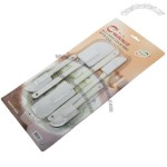 5pcs Cream Spatulas Set - Butter Knife
