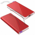 6,000mAh Portable Power Bank, Used for Mobiles, GPS, MP3/MP4 Players and Tablet PCs