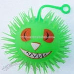 6 '' Halloween puffer ball