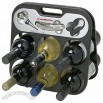 6 Bottle Collapsible Wine Rack