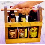 6 Pack/bottle Beer Carrier Box