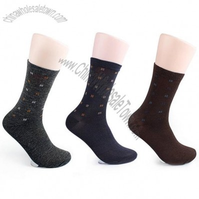 6 Pairs of Business Men Socks