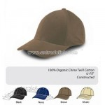 6 Panel Organic Cotton Cap