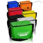 6 Pk Cooler Lunch Bags