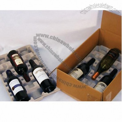 6 Wine Bottle Pack