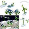 6 in 1 Solar Robot Kit Toys