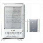 6-inch E-book Reader with Wi-Fi Function and Built-in Motion Sensor