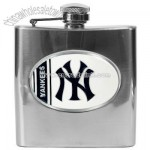 6 ounces Stainless Steel Hip Flask