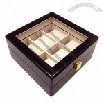 6-piece Watch Storage Display Box