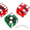 6-side Dice with White Color Printed Dot