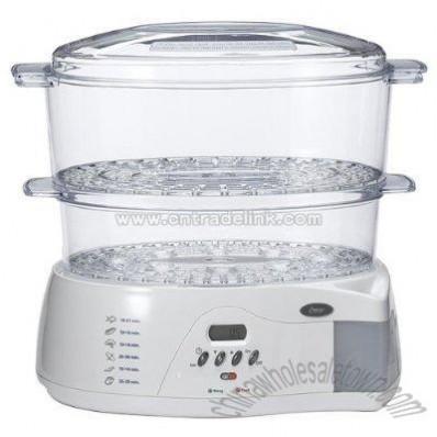 6.1-qt. Food Steamer