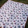 600D Oxford Cloth Outdoor Folding Picnic Mat