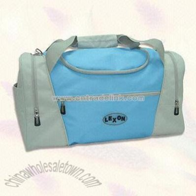600D PVC Travel Bag