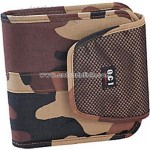 600D Polyester CD Bag
