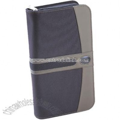 600D Polyester CD Wallet
