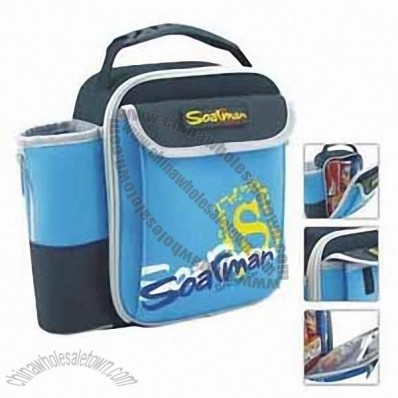 600D Polyester Lunch Cooler Bags