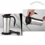 600ml Electrically Heated Stainless Steel Mug