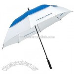 62 Inch Arc Auto vented Umbrella