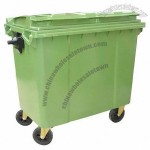 660L Outdoor Trashcan