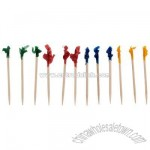 68 mm cellophane frill toothpick 10 packs of 1000