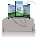 6ft Tabletop Panel Display Graphic Package