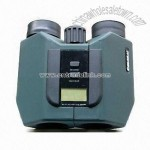 6x Binoculars with Super Wide Angle and Electronic Stopwatch Display