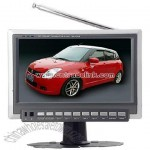 7 Inch TFT LCD TV /Digital Photo Frame with USB Jack&Card Reader,MP3/MP4