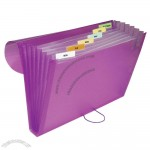 7-Pocket Expanding File, Includes Tabs, Letter Size