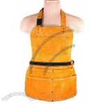 7 Pocket Leather Apron Construction Carpenter Tool Belt