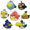 7 Style Angry Birds USB Flash Drives / Memory Stick